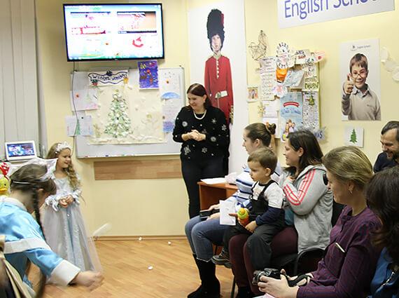 Курсы английского языка в Монтессори центр