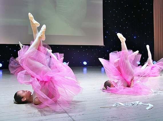 Школа Монтессори - уроки балета