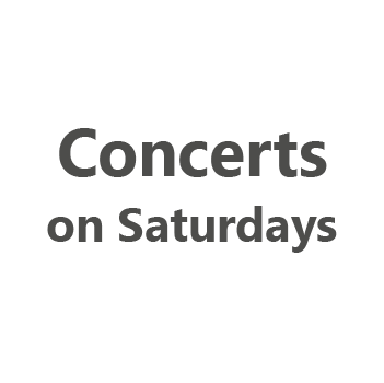 SATURDAY CONCERTS - Montessori Center