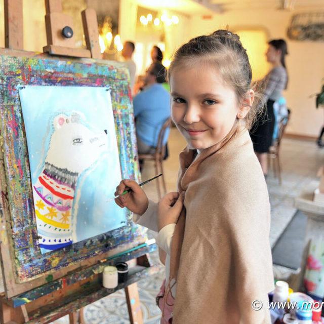 Почему рисование очень популярно среди детей