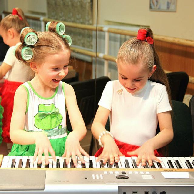 Музыкальные школы Монтессори центра как образец использования европейской методики в украинском внешкольном образовании