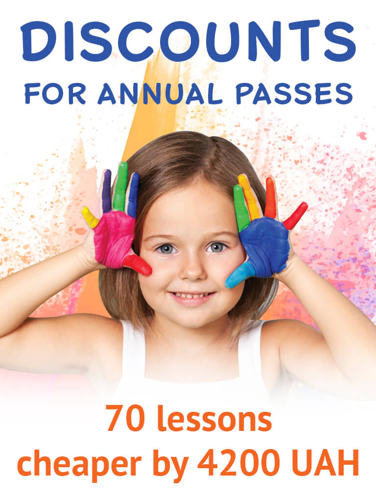 New discounts at Montessori Center from September 1, 2020