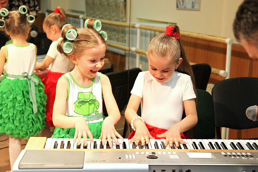 Montessori Center Musical Schools as an Example of Using the European Methodology in Ukrainian Out-of-School Education